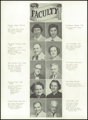 Page 14, 1953 Edition, Weir High School - Weirite Yearbook (Weirton, WV) online yearbook collection