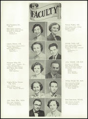 Page 16, 1953 Edition, Weir High School - Weirite Yearbook (Weirton, WV) online yearbook collection