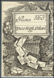 Page 2, 1953 Edition, Weir High School - Weirite Yearbook (Weirton, WV) online yearbook collection