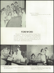Page 12, 1956 Edition, Weir High School - Weirite Yearbook (Weirton, WV) online yearbook collection