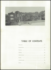 Page 5, 1956 Edition, Weir High School - Weirite Yearbook (Weirton, WV) online yearbook collection
