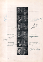 Page 12, 1930 Edition, Martinsburg High School - Triangle Yearbook (Martinsburg, WV) online yearbook collection