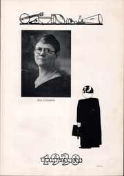 Page 9, 1930 Edition, Martinsburg High School - Triangle Yearbook (Martinsburg, WV) online yearbook collection