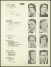 Page 17, 1956 Edition, Martinsburg High School - Triangle Yearbook (Martinsburg, WV) online yearbook collection