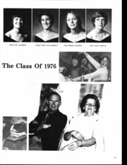 Page 15, 1976 Edition, Greenbrier East High School - Spartan Yearbook (Lewisburg, WV) online yearbook collection