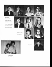 Page 17, 1976 Edition, Greenbrier East High School - Spartan Yearbook (Lewisburg, WV) online yearbook collection