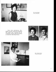 Page 7, 1976 Edition, Greenbrier East High School - Spartan Yearbook (Lewisburg, WV) online yearbook collection