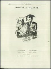 Page 10, 1945 Edition, Hurricane High School - Yearbook (Hurricane, WV) online yearbook collection