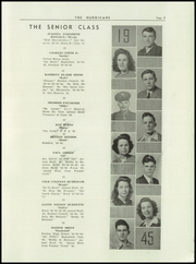 Page 11, 1945 Edition, Hurricane High School - Yearbook (Hurricane, WV) online yearbook collection
