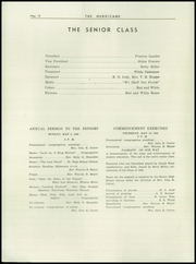 Page 14, 1945 Edition, Hurricane High School - Yearbook (Hurricane, WV) online yearbook collection