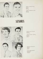 Man High School - Hillbilly Yearbook (Man, WV) online yearbook collection, 1951 Edition, Page 22