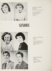 Man High School - Hillbilly Yearbook (Man, WV) online yearbook collection, 1951 Edition, Page 32