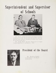 Page 10, 1952 Edition, Man High School - Hillbilly Yearbook (Man, WV) online yearbook collection