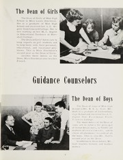 Page 11, 1952 Edition, Man High School - Hillbilly Yearbook (Man, WV) online yearbook collection