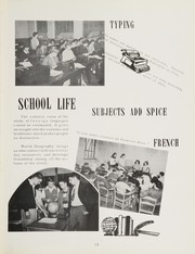 Page 17, 1952 Edition, Man High School - Hillbilly Yearbook (Man, WV) online yearbook collection