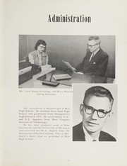 Page 9, 1952 Edition, Man High School - Hillbilly Yearbook (Man, WV) online yearbook collection
