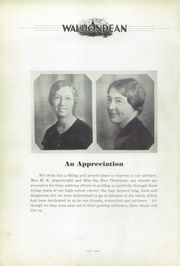 Page 12, 1935 Edition, Scott High School - Scottonian Yearbook (Madison, WV) online yearbook collection