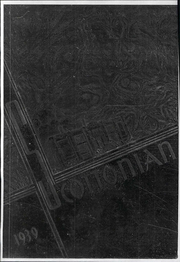 1939 Edition, Scott High School - Scottonian Yearbook (Madison, WV)