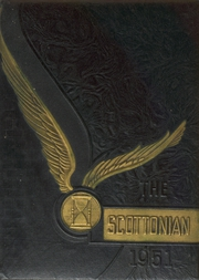 1951 Edition, Scott High School - Scottonian Yearbook (Madison, WV)