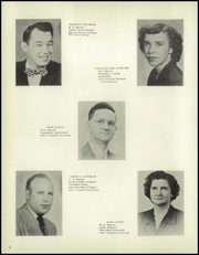 Page 10, 1952 Edition, Ripley High School - Viking Yearbook (Ripley, WV) online yearbook collection