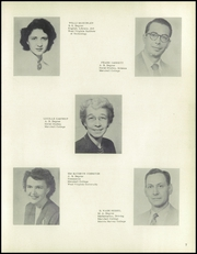Page 11, 1952 Edition, Ripley High School - Viking Yearbook (Ripley, WV) online yearbook collection