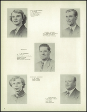 Page 8, 1952 Edition, Ripley High School - Viking Yearbook (Ripley, WV) online yearbook collection
