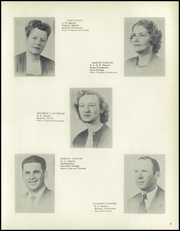 Page 9, 1952 Edition, Ripley High School - Viking Yearbook (Ripley, WV) online yearbook collection