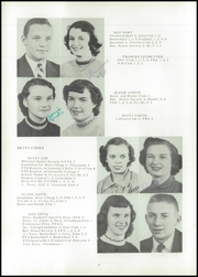 Page 10, 1954 Edition, Ripley High School - Viking Yearbook (Ripley, WV) online yearbook collection