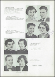 Page 15, 1954 Edition, Ripley High School - Viking Yearbook (Ripley, WV) online yearbook collection