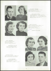Page 16, 1954 Edition, Ripley High School - Viking Yearbook (Ripley, WV) online yearbook collection