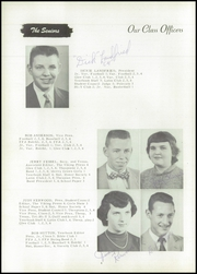 Page 8, 1954 Edition, Ripley High School - Viking Yearbook (Ripley, WV) online yearbook collection