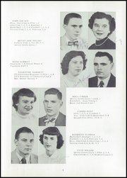 Page 9, 1954 Edition, Ripley High School - Viking Yearbook (Ripley, WV) online yearbook collection