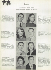 Page 10, 1958 Edition, Ripley High School - Viking Yearbook (Ripley, WV) online yearbook collection