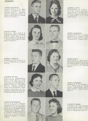 Page 12, 1958 Edition, Ripley High School - Viking Yearbook (Ripley, WV) online yearbook collection