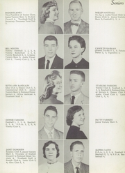 Page 13, 1958 Edition, Ripley High School - Viking Yearbook (Ripley, WV) online yearbook collection