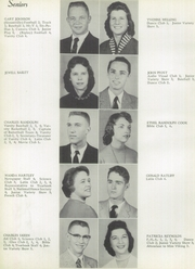 Page 14, 1958 Edition, Ripley High School - Viking Yearbook (Ripley, WV) online yearbook collection