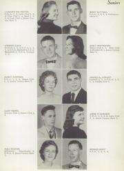 Page 15, 1958 Edition, Ripley High School - Viking Yearbook (Ripley, WV) online yearbook collection