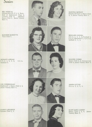 Page 16, 1958 Edition, Ripley High School - Viking Yearbook (Ripley, WV) online yearbook collection