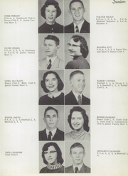 Page 17, 1958 Edition, Ripley High School - Viking Yearbook (Ripley, WV) online yearbook collection
