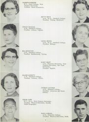 Page 8, 1958 Edition, Ripley High School - Viking Yearbook (Ripley, WV) online yearbook collection