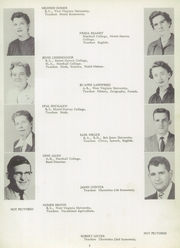 Page 9, 1958 Edition, Ripley High School - Viking Yearbook (Ripley, WV) online yearbook collection