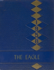 1958 Edition, Hedgesville High School - Eagle Yearbook (Hedgesville, WV)
