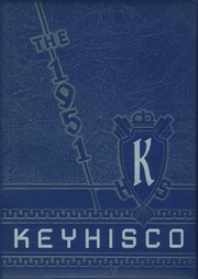 1951 Edition, Keyser High School - Keyhisco Yearbook (Keyser, WV)
