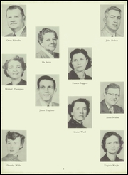 Page 14, 1954 Edition, Keyser High School - Keyhisco Yearbook (Keyser, WV) online yearbook collection