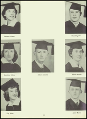 Page 16, 1954 Edition, Keyser High School - Keyhisco Yearbook (Keyser, WV) online yearbook collection
