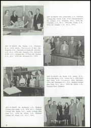 Page 12, 1959 Edition, Keyser High School - Keyhisco Yearbook (Keyser, WV) online yearbook collection