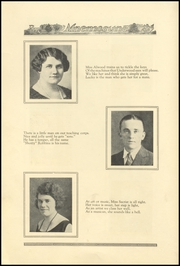 Page 14, 1925 Edition, Richwood High School - Lumberjack Yearbook (Richwood, WV) online yearbook collection