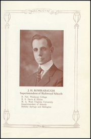 Page 11, 1926 Edition, Richwood High School - Lumberjack Yearbook (Richwood, WV) online yearbook collection