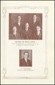 Page 9, 1926 Edition, Richwood High School - Lumberjack Yearbook (Richwood, WV) online yearbook collection
