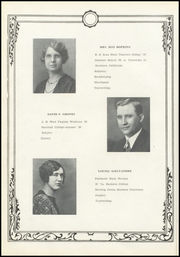 Page 16, 1930 Edition, Richwood High School - Lumberjack Yearbook (Richwood, WV) online yearbook collection